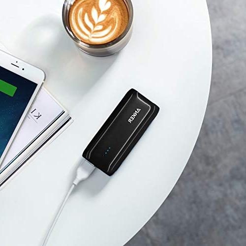 Anker Astro 5200mAh Candy bar-Sized Ultra Compact Portable Charging