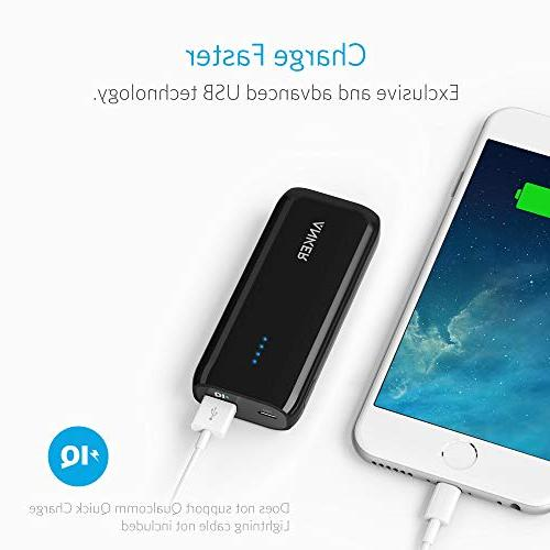 Anker Astro E1 Portable with High-Speed Charging PowerIQ Technology