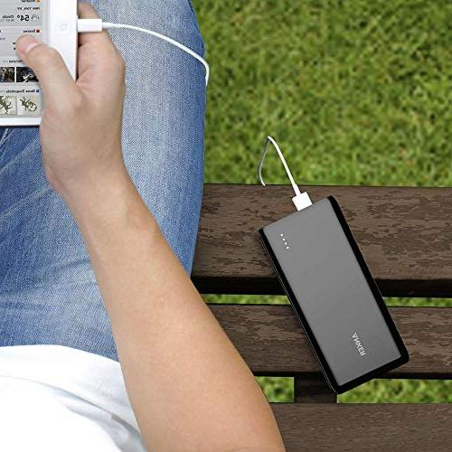 Anker Ultra-High Capacity Compact Portable External Battery PowerIQ Technology iPad,