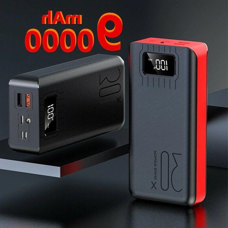 Bank Bank 4 Charger for Cell Phone