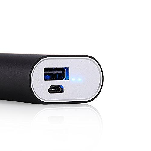 Innogie C8 Portable External Pack, Power Bank Charger & & More, Black,