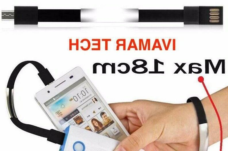 charger Portable Bracelet charging Micro USB