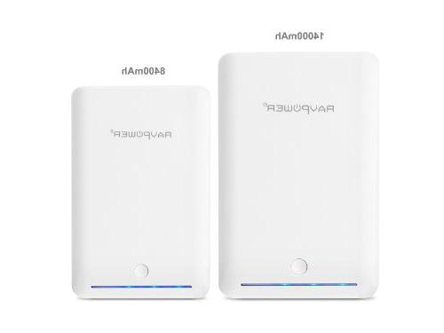 RAVPower Deluxe Charger iPhone 5c; Air 2 mini Galaxy S5 S4; Note 4 Nexus More- White