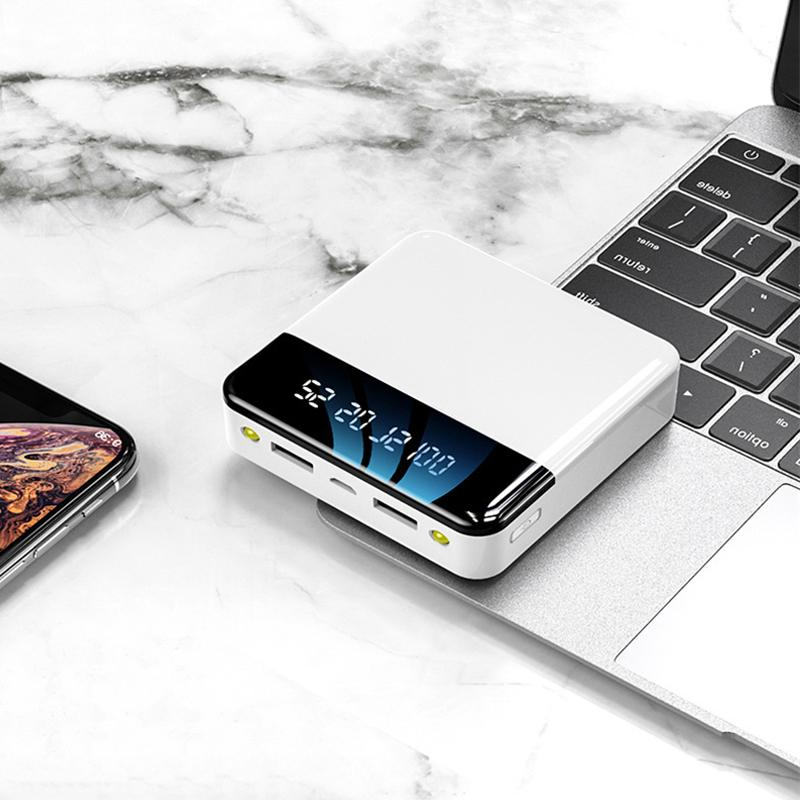 dual usb power bank for iphone 11