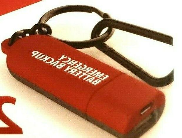 emergency boost 400 mah portable charger emergency