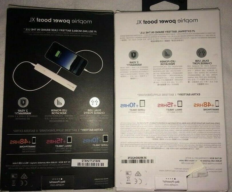 Mophie Portable Charger 4 Charges Power Boost