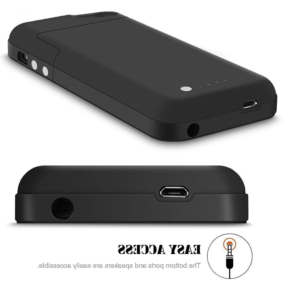 iPhone 5S SE Slim Bank Battery Cover USA
