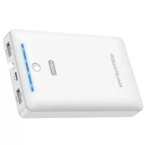 external battery pack 16750mah portable charger power