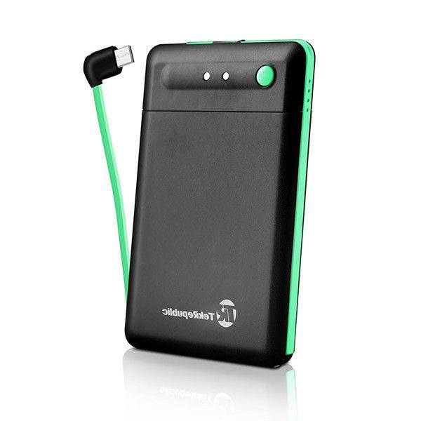 fast charging portable charger external