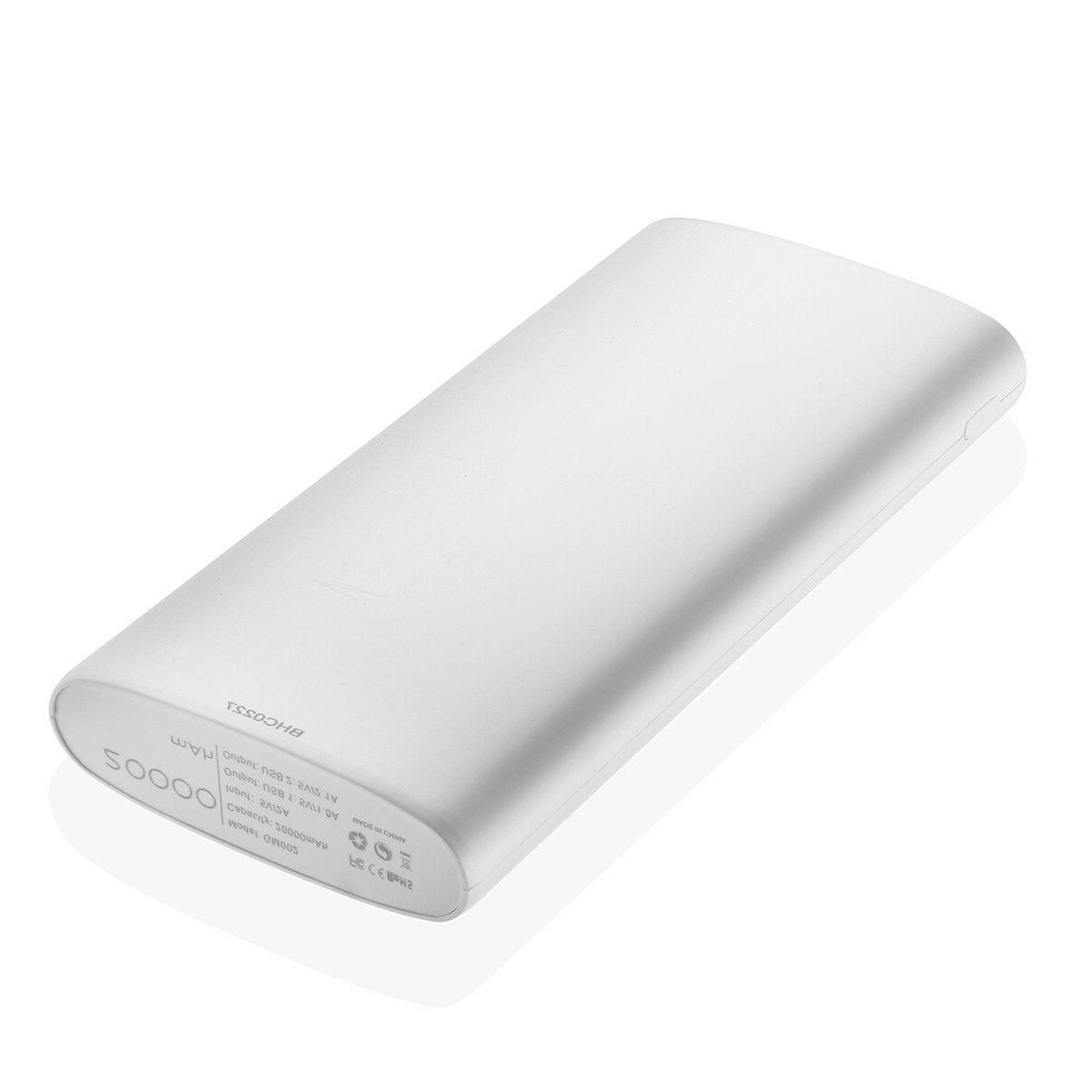Aibocn Power Bank Dual Portable Cell Phone Torch