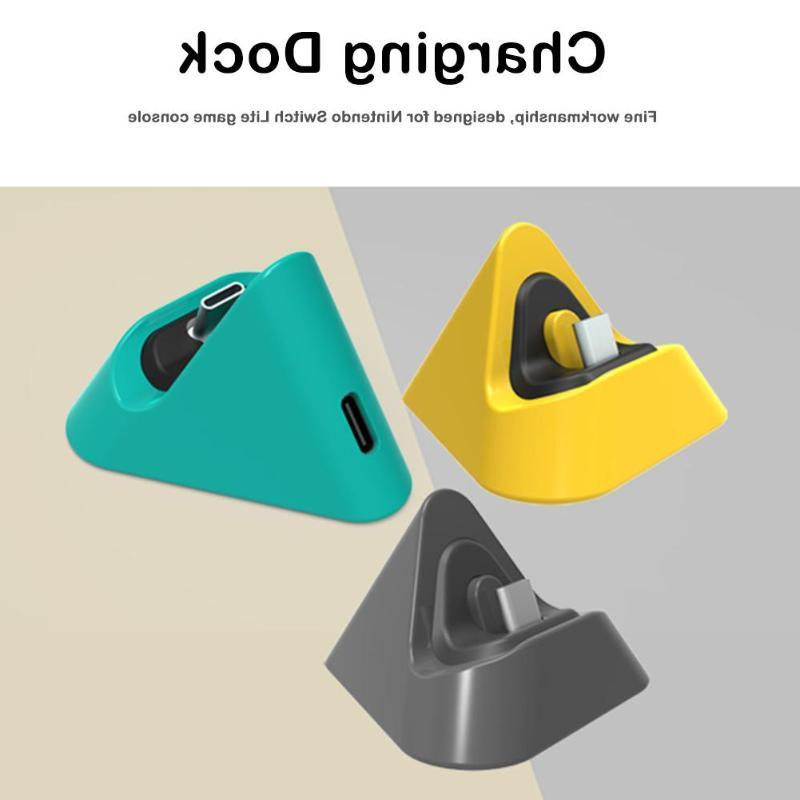 <font><b>Portable</b></font> Charging Dock for <font><b>Nint
