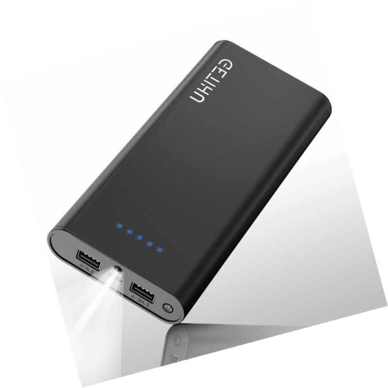 GETIHU Power Bank 20000mAh portable charger High-Speed Charg