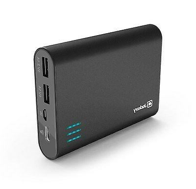 Jackery 2-USB External Battery Charger 12000mAh