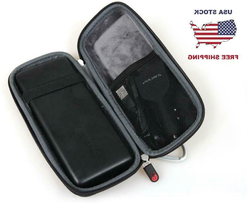 Hermitshell Hard Protective Travel Case Fits Portable Charge