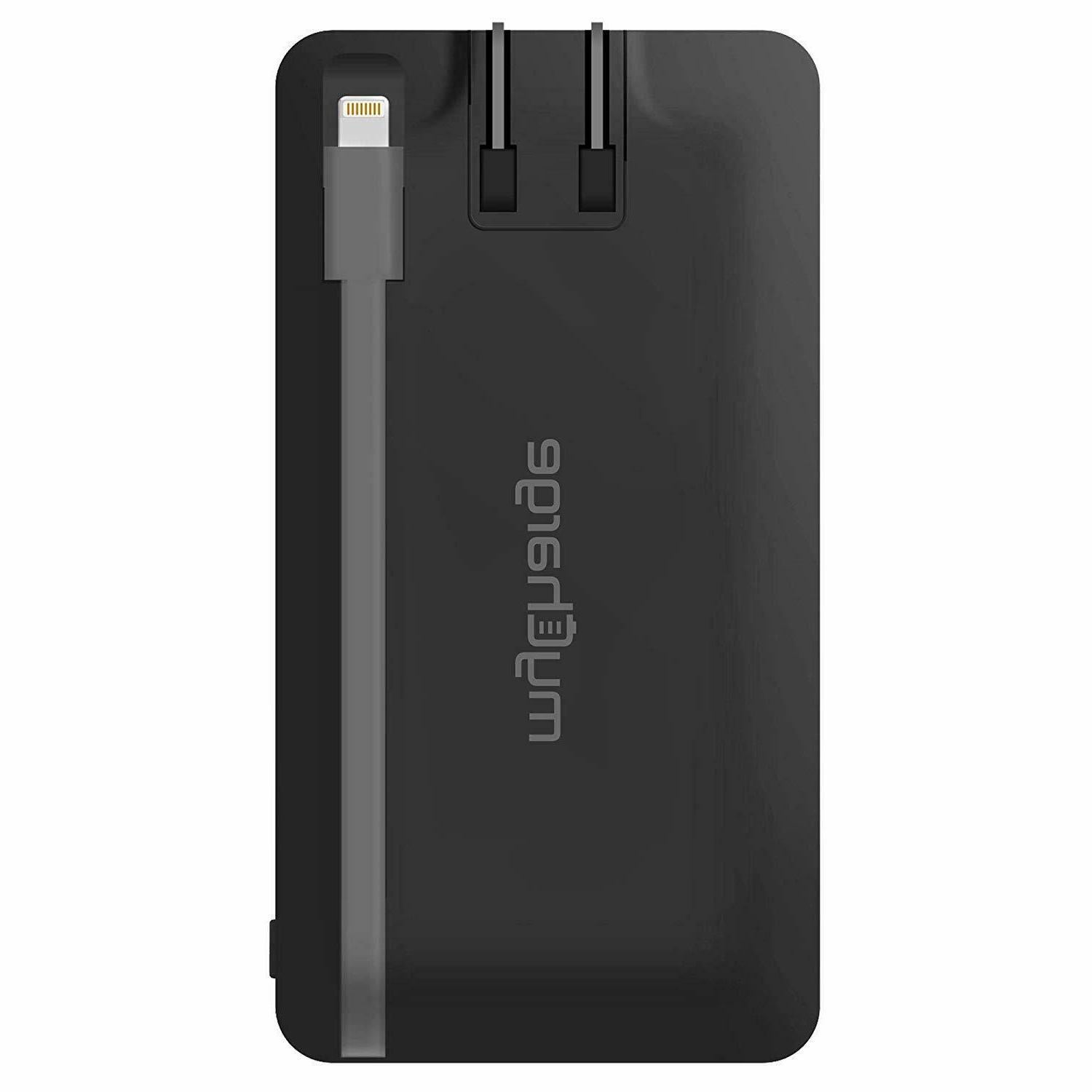myCharge Home&Go Portable Charger 8000mAh Power Bank iPhone