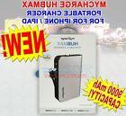 hubmax 9000mah portable charger for iphone