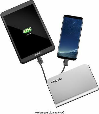 MyCharge HUBMAX-C / Battery / 10050 mAh / SILVER $99.99