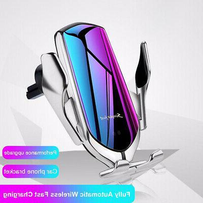 Infrared Induction Portable Convenient Smart Car Wireless Quick Charger
