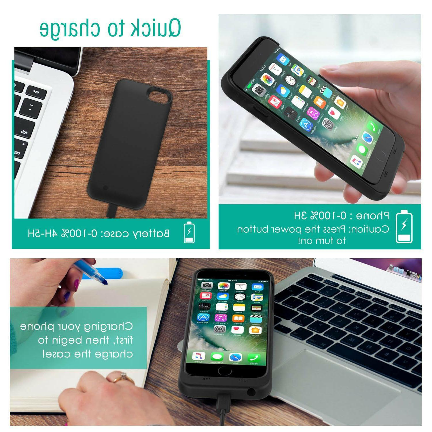 battery case Portable Charger