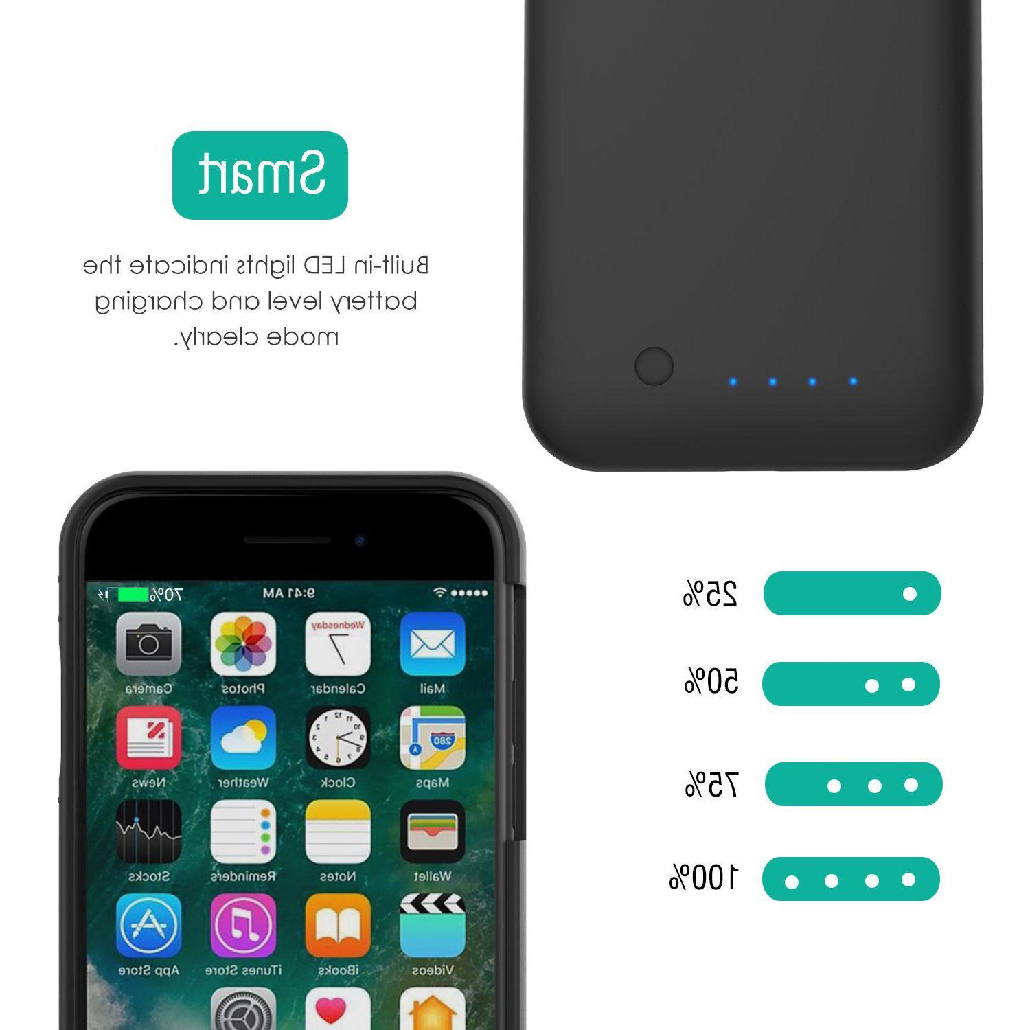 iPhone battery External Portable Charger