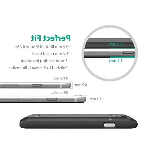 RAVPower Case Slim Extended Charge iPhone 6 Faster Charge