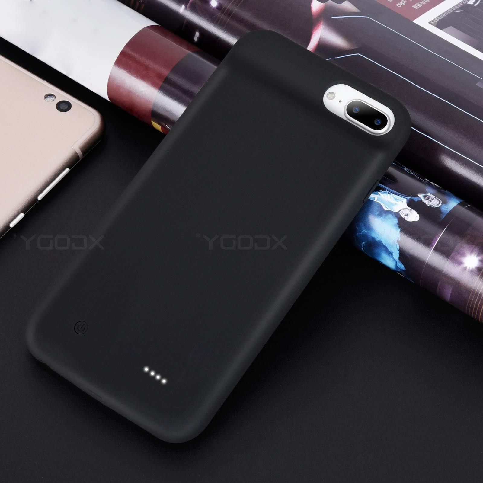 For iPhone Plus Rechargeable Slim Cover