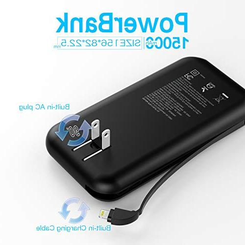 with AC Charging Portable with Cable