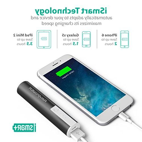 Portable Chargers Luster Mini Pack Battery Phone Power Pack Most Compact Power Smartphones More