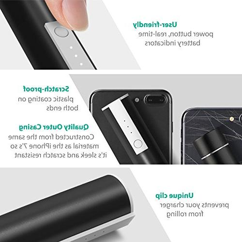Portable Mini Battery Pack Battery Bank Phone Charger Most with iSmart Technology for