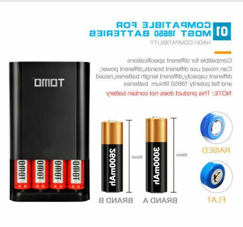 TOMO Smart Bank Case Dual Output Cover LCD
