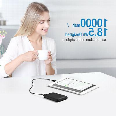 10000mAh Dual External Charger For US