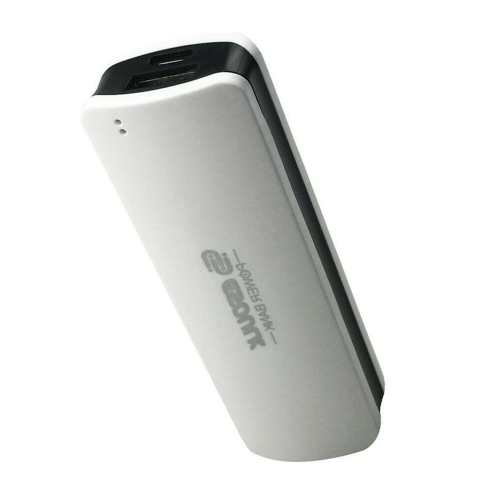 Mini Portable Power 2600mAh Charger for Phone