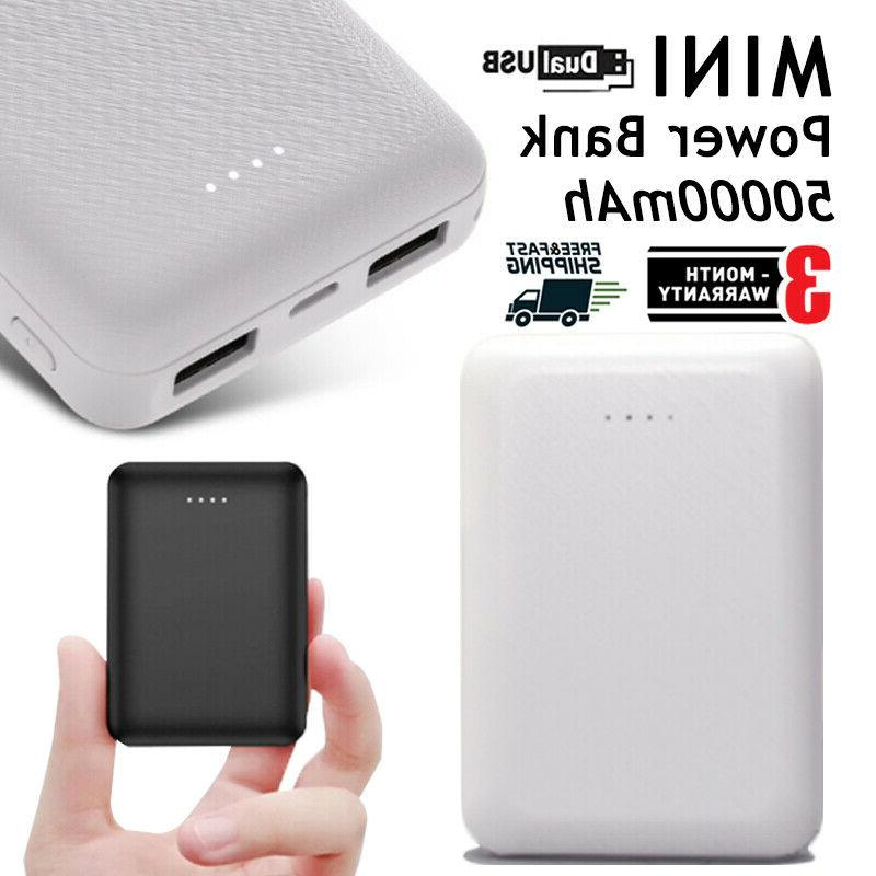 mini power bank ultra thin battery 20000mah
