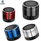 EasyAcc Mini Wireless Bluetooth Speaker 3.5mm Audio Bass SD
