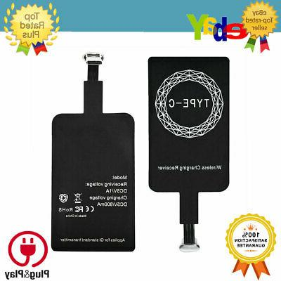 new lightweight portable wireless qi charger usb