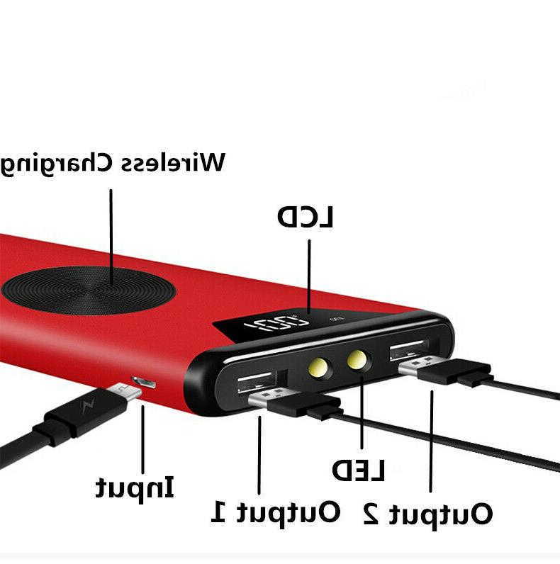 New 2 Charging Portable