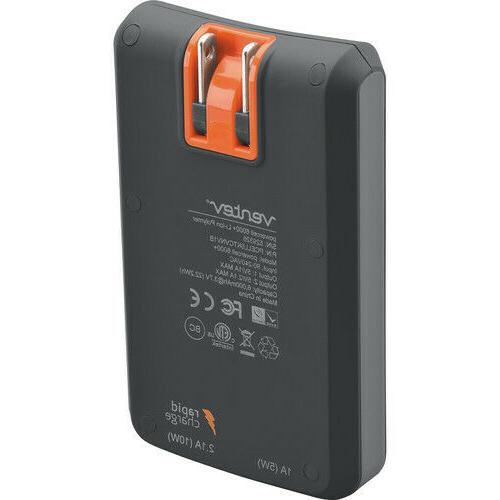 New Dual USB Battery Charger +