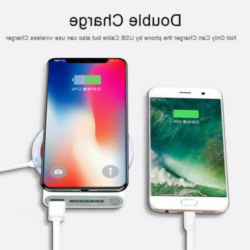 New Qi Wireless Power W Charger Phone