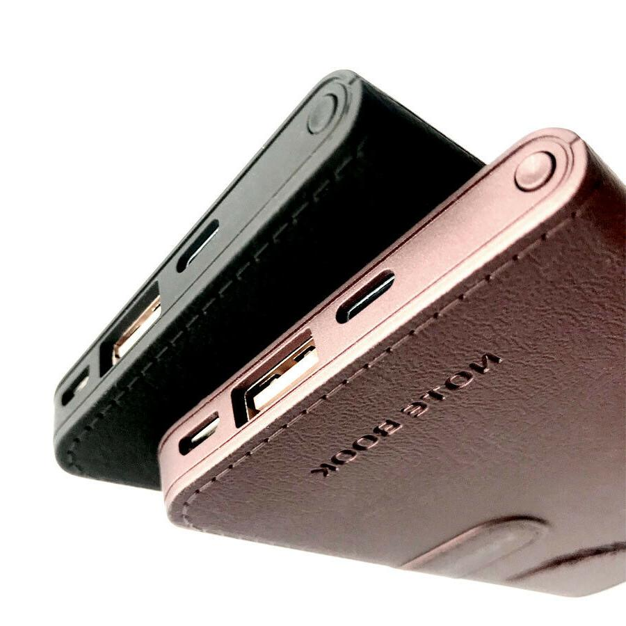 Note Book Power Bank USB Battery
