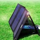 AUKEY PB-P4 Portable Solar Charger 21W with Dual USB Port