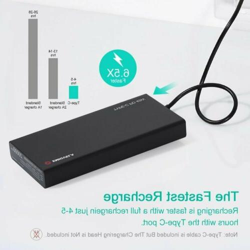 PDE PD USB C Battery MY