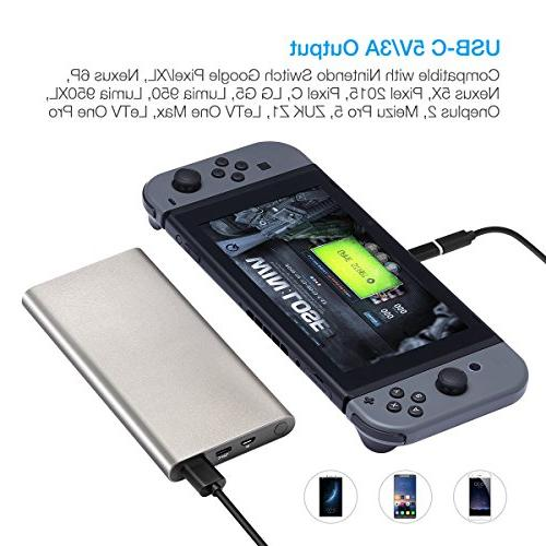 POWERADD 2GS Power , Portable Plus, Nintendo Switch,