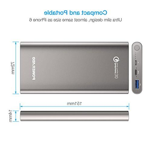 Power Bank , Portable for X, 8 Plus, etc
