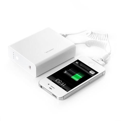 Poweradd™ Pilot 5 Capacity Power Battery Portable Charger for iPhone 5 4S Touch, iPad 3, 4, Galaxy 3, 2, S5, S4, S3, S2, HTC One, Google Nexus 4, Nexus LG, Nokia, Kinds of Android Phones and Camera and USB-Charged Devices