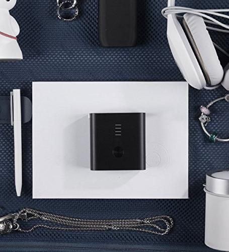 ZMI Plugornot Charger 6700mAh USB Wall Charger, 3.0, iPhone, iPad, Galaxy and More