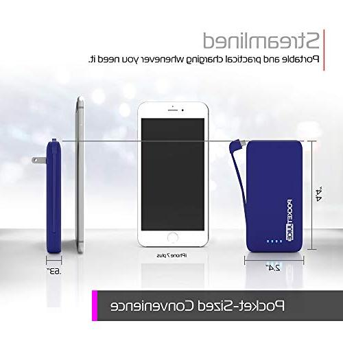 - - 4,000 mAh Works All and Android & Includes -