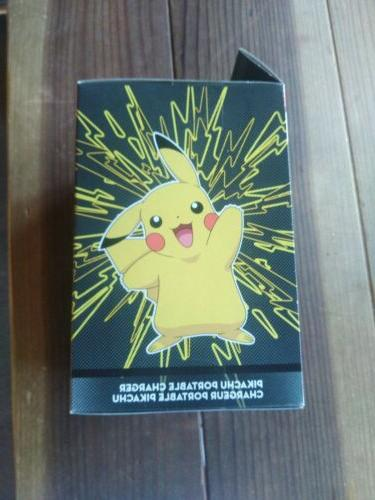 Pokemon Pikachu Charger USB Phone Battery Tablet Pack