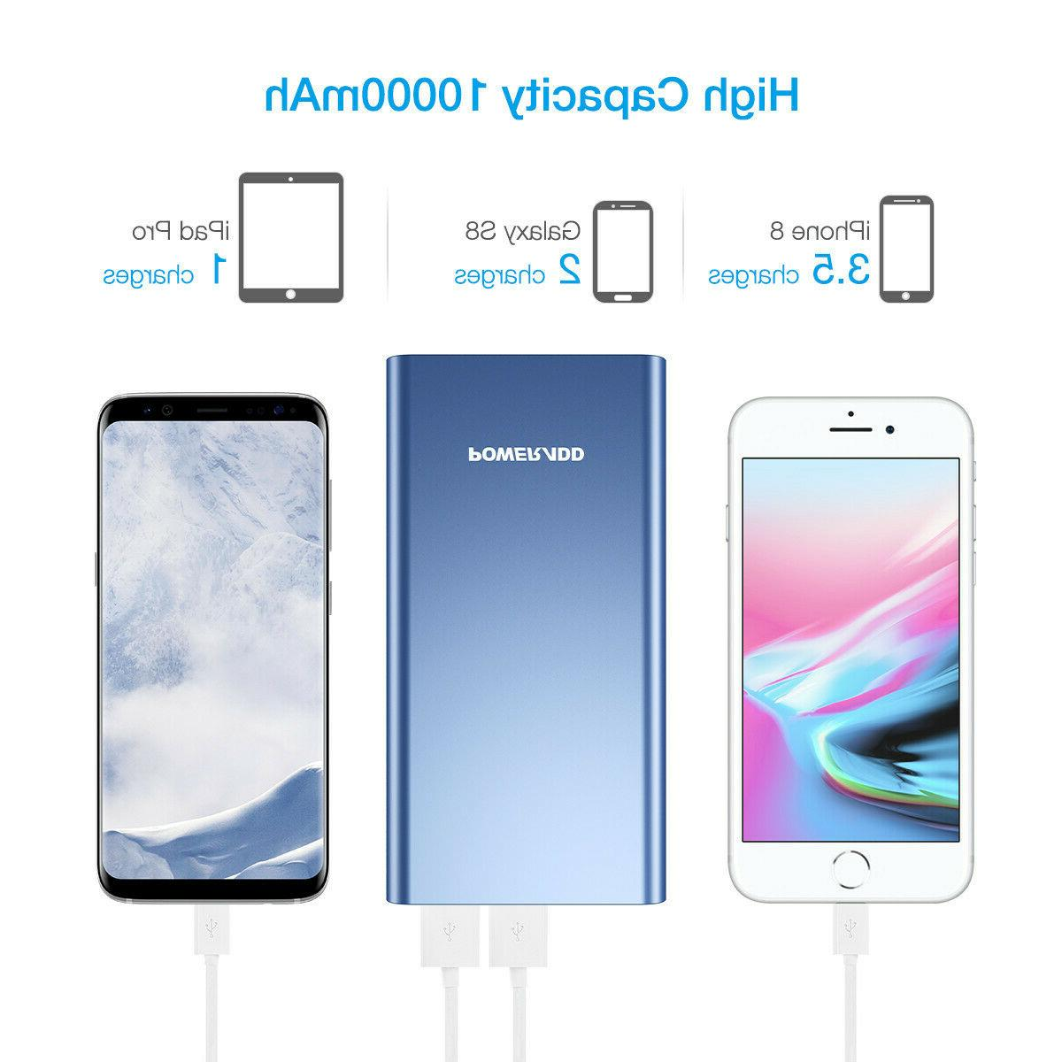2020 NEW Power Dual USB Charger US