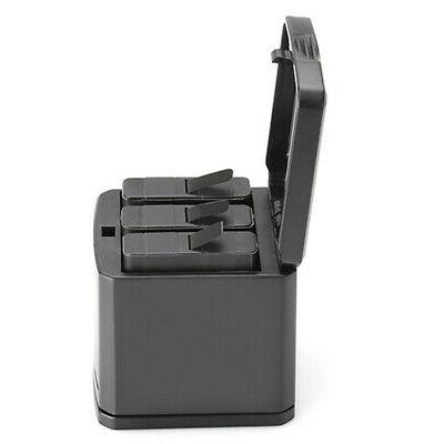 Portable 3 Way Charger For Gopro 5 Sports Camera