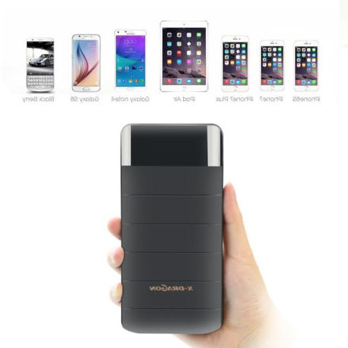 Portable 300000mAh Power Backup USB Charger for